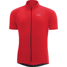GORE WEAR C3 Jersey Herre red